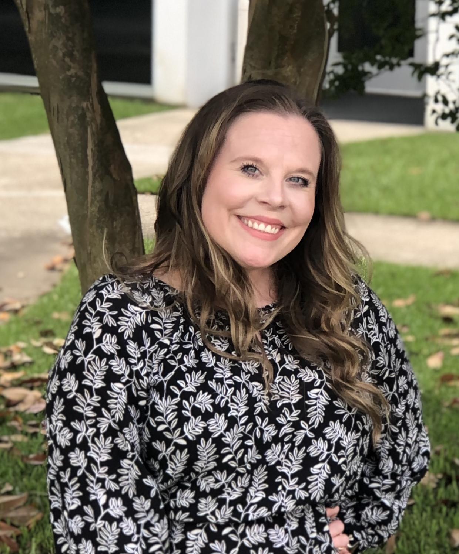 Sara McBroom is the Methodist Foster Care Recruiter for southwest Louisiana.
